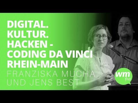 #wmfra 93 - Digital.Kultur.Hacken - Coding Da Vinci Rhein-Main