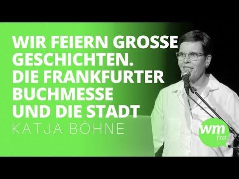 #wmfra 93 - Wir feiern große Geschichten. Die Frankfurter Buchmesse und die Stadt