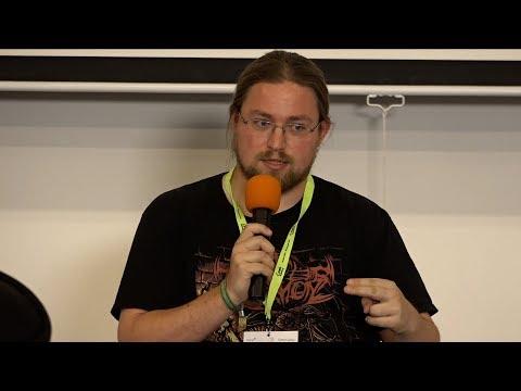 #LitCamp17 Weltenbau mit Bullshitting und Selbstvertrauen (Maggo)