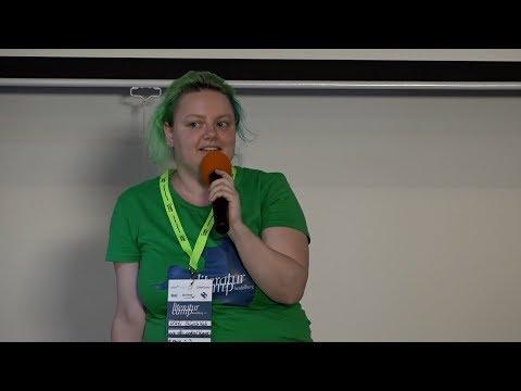 #LitCamp17 Gendermarketing – Hass, Liebe, Warum? (Kati Fräntzel)