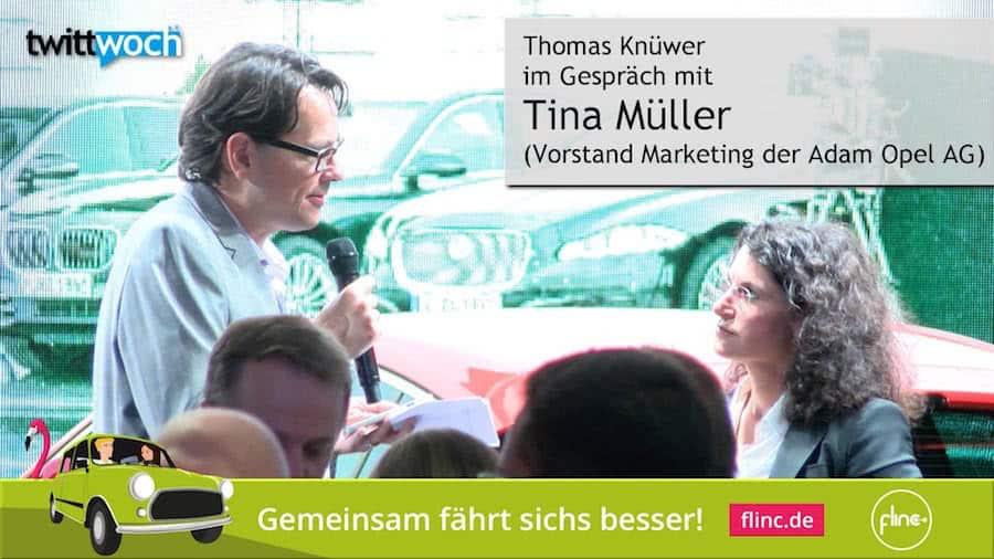 Twittwoch Rhein Main auf der IAA