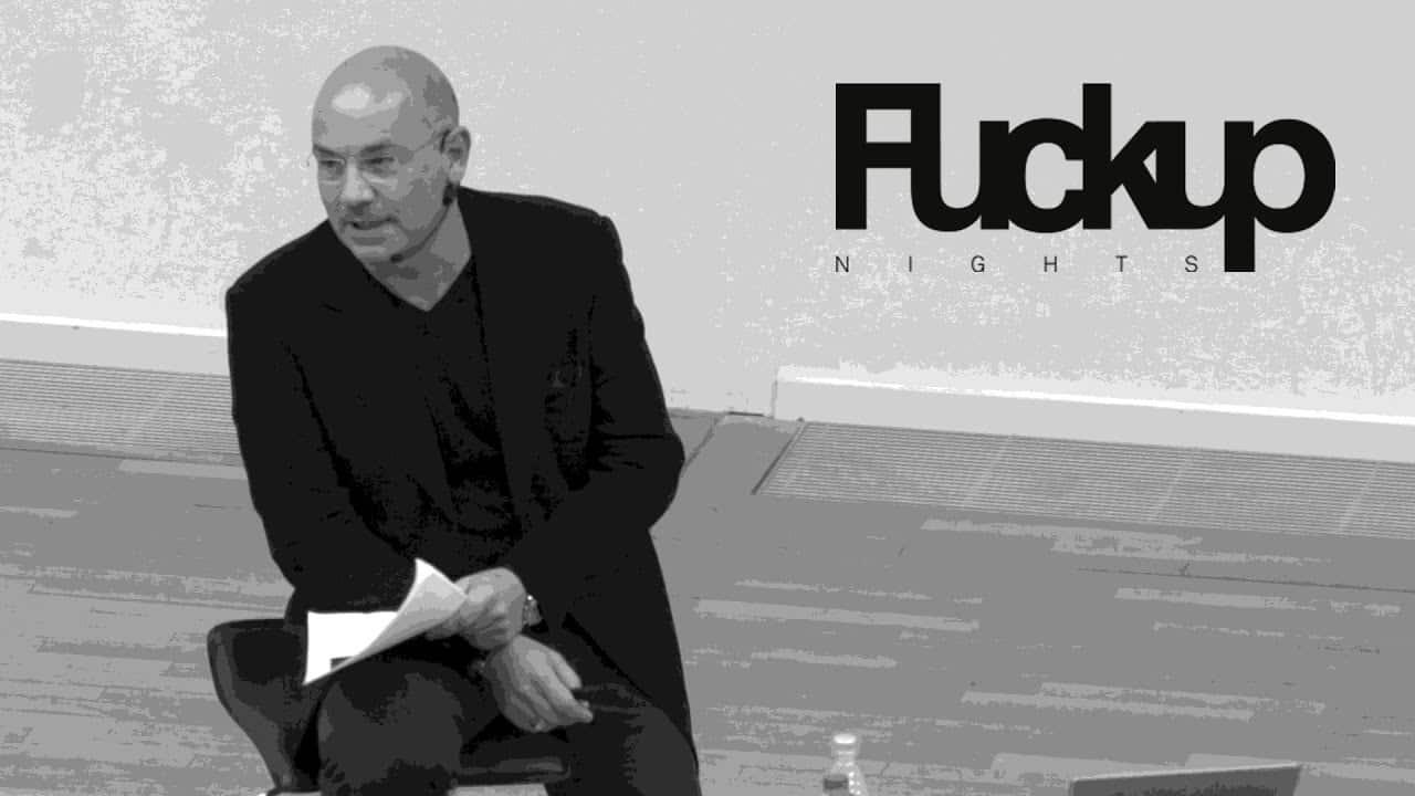 Fuckup Nights Frankfurt Vol. 6