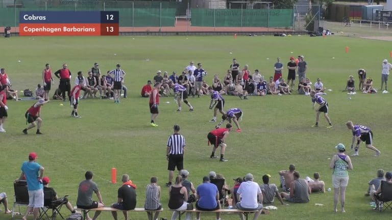 Flag Football - Big Bowl XII Finale