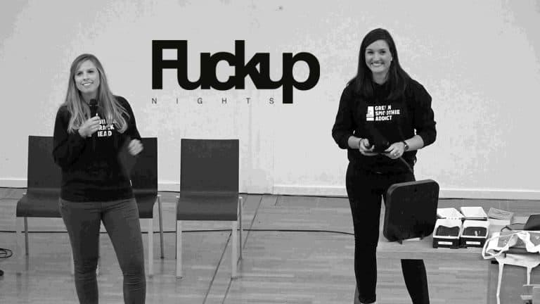 FuckUp Nights Frankfurt 2018.1