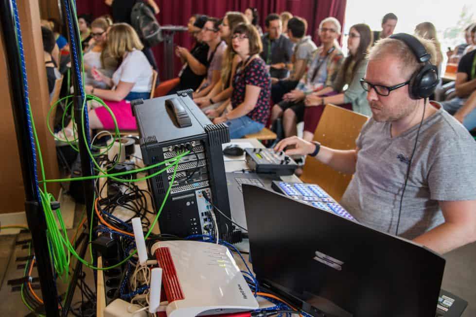 Literaturcamp Heidelberg 2018