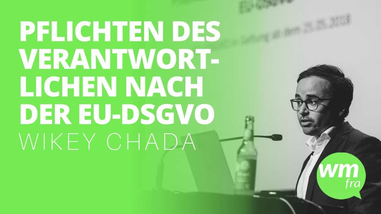 Webmontag Frankfurt 92 - Wikey Chada