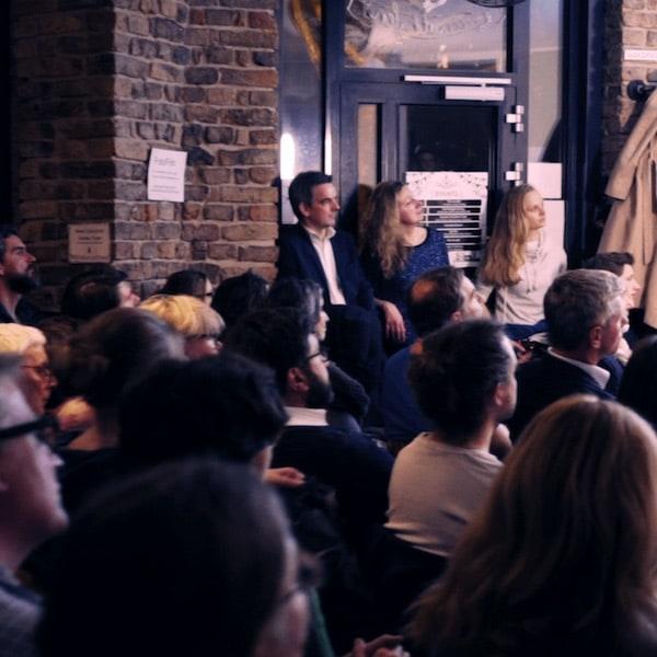 Eventfilm Produktion - Publikum auf Veranstaltung