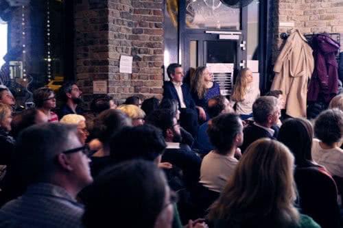 Produktbild Eventfilm Produktion - Publikum auf Veranstaltung