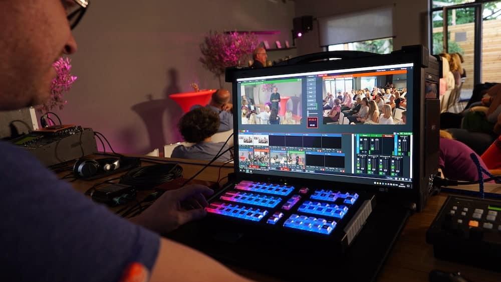 Livestream Anbieter - Produktion vor Ort