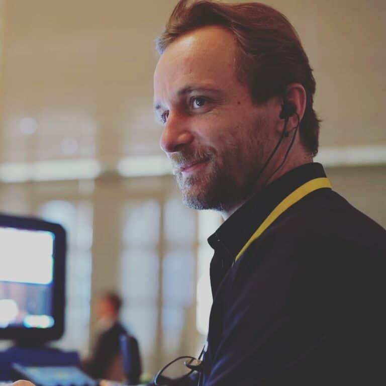 Porträtbild Daniel Lindner
